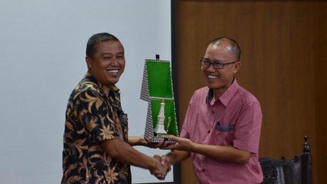 Kunjungan Pelatihan Jurnalistik Desa Kabupaten Bangli-Bali di Pemkot Yogyakarta