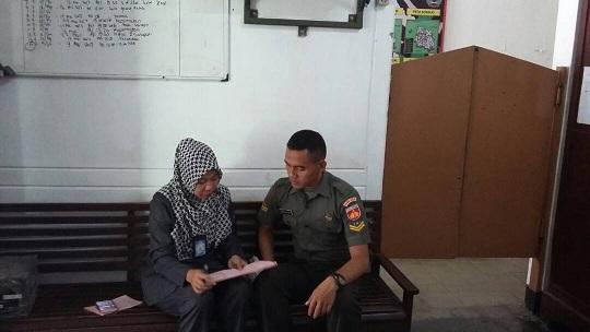 Survei Di Kodim 0734 Kota Yogyakarta
