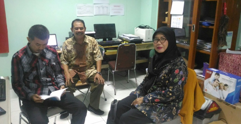 Pendataan Kota Yogyakarta Dalam Angka 2018 Di Kecamatan