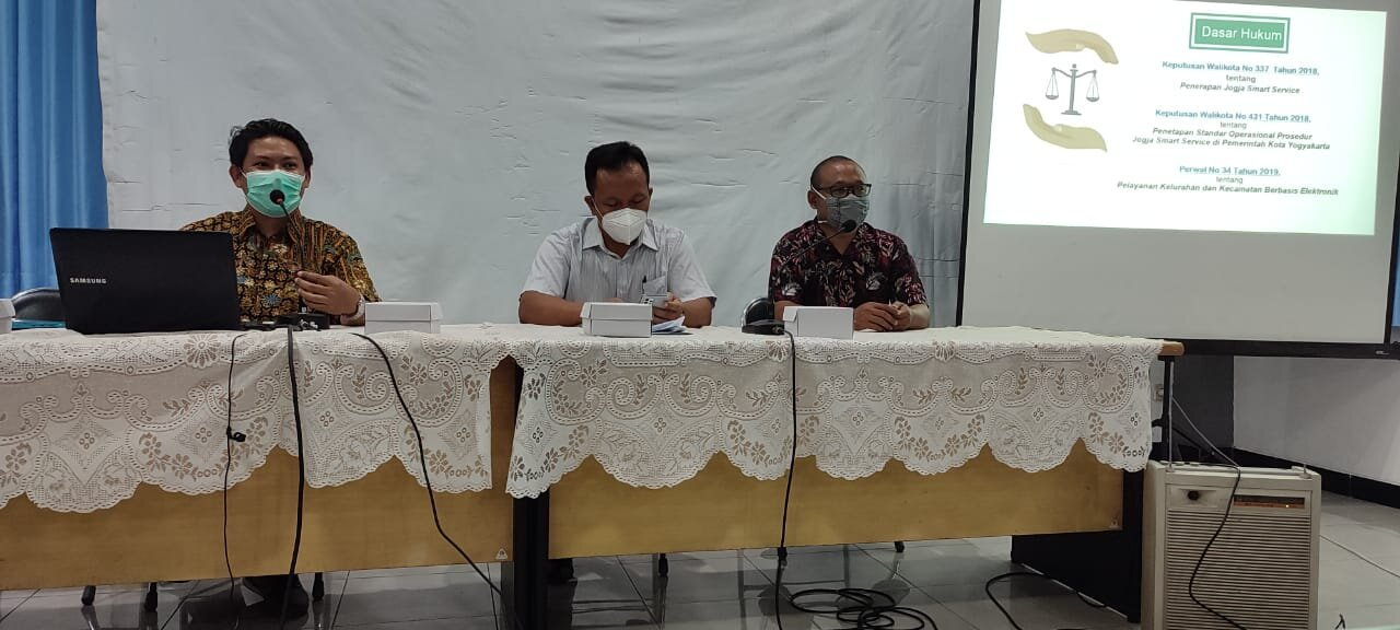 Kominfosan Dukung Integrasi Ketua RT/RW  dalam Layanan Warga Berbasis JSS di Sorosutan